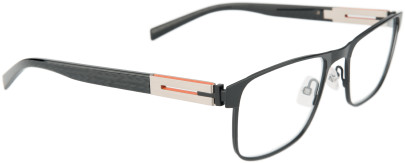 36K041 noir asphalte/carbone/palladium/orange
